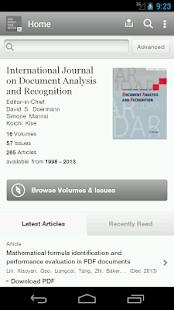 IJ Doc Analysis & Recognition- screenshot thumbnail