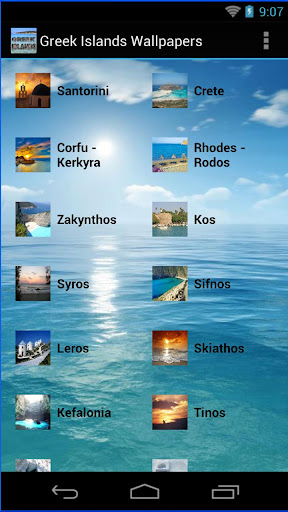 Greek Islands Wallpapers