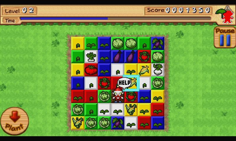 HARVEST MOON: FRANTIC FARMING - screenshot