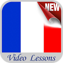 Learn French - Video Lessons icon