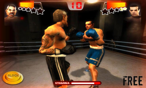 【免費體育競技App】Real Bloody Boxing-APP點子
