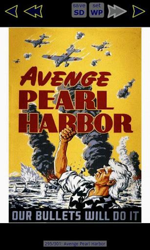 美國二戰海報