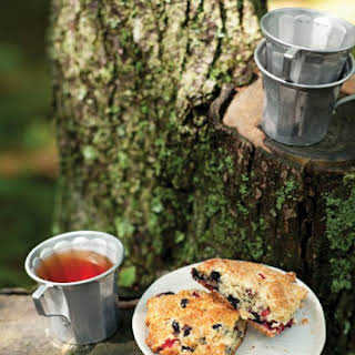 Mountain Berry Scones.