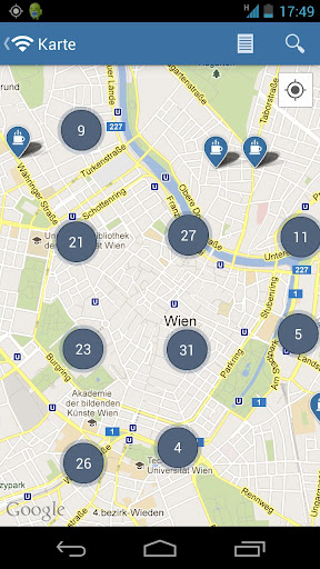 【免費旅遊App】WiFi map - free Wi-Fi location-APP點子