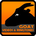 GOAT videos & ringtones icon