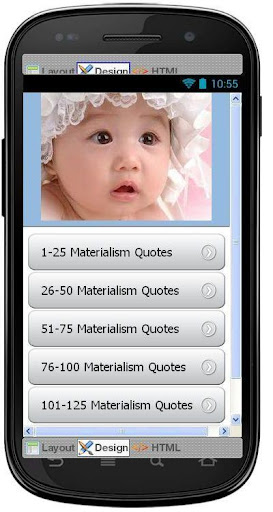 Best Materialism Quotes