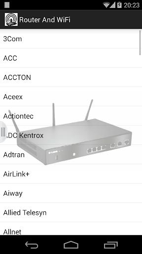 WiFi Router Passwords 2015
