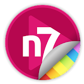 n7player Skin - Deep Pink