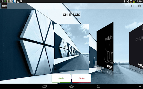 SCIC APP- screenshot thumbnail