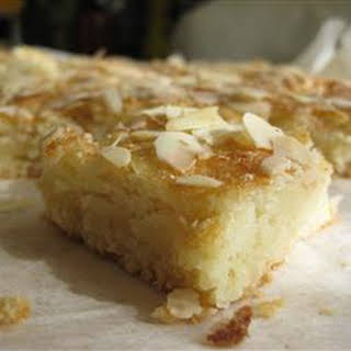 Almond Squares II.