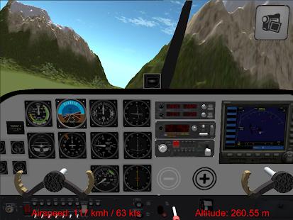 Flight Simulator Cezna 172 - screenshot thumbnail