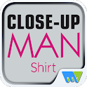 Close-Up Man Shirt icon