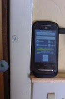 Screenshot of Magnetic Door Alarm