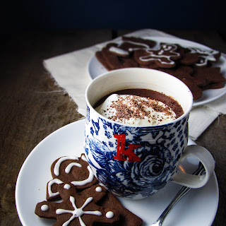 European-Style Hot Chocolate.