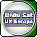 Urdu Sat from UK and Europe icon