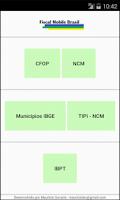 Screenshot of Fiscal Mobile Brasil
