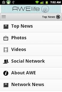 AWElife- screenshot thumbnail