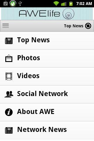 AWElife- screenshot