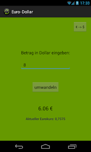 Euro-Dollar - screenshot thumbnail