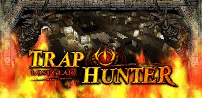 TRAP HUNTER -LOST GEAR-