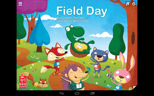 Field Day by Red Chair Press