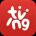 티빙(TAB) - 실시간TV, 방송VOD, 영화VOD icon