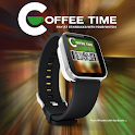 Coffee Time for Smart Watch icon