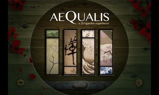Aequalis: Matemáticas Zen: miniatura de captura de pantalla