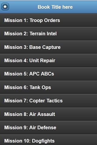 Advance Wars Training