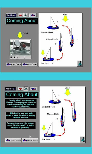 Learn To Sail VOL 1 Sail App
