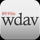 WDAV Classical Public Radio App icon