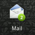 K9 Mail Unread Count Icon icon