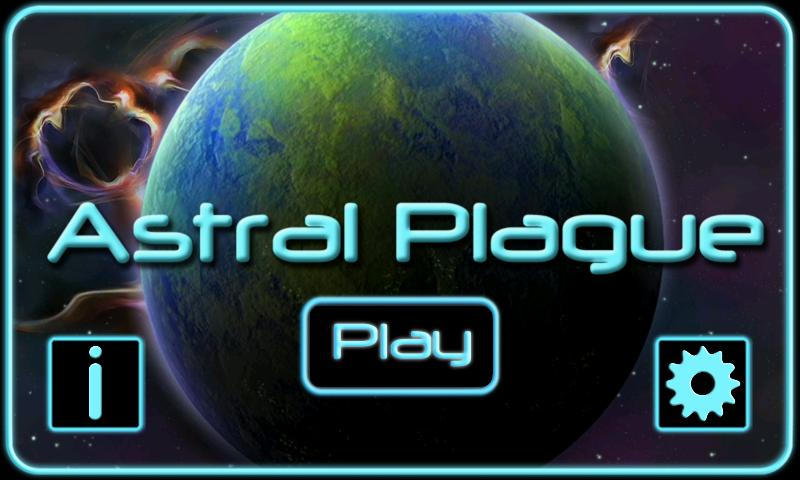 Astral Plague - screenshot