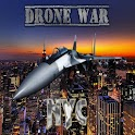 Fighter Jet Drone War: NYC