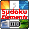 Sudoku Elements HD logo