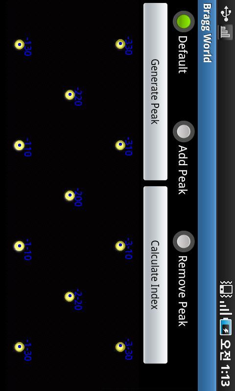 Bragg World - screenshot