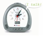 Talking Alarm