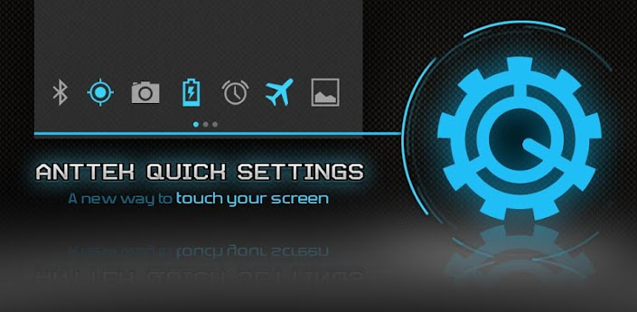 AntTek Quick Settings Pro