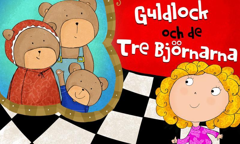Guldlock och de Tre Björnarna- screenshot