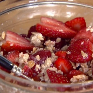 Homemade Muesli with Red Berries Recipe