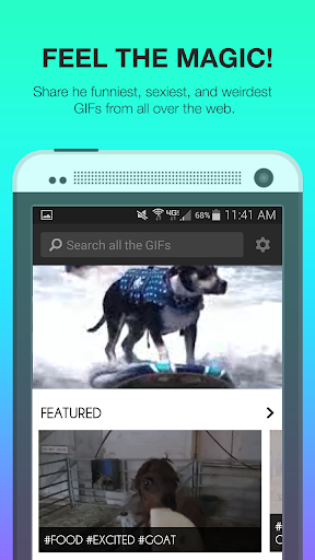 GIF GIF GIF - Text Web Gifs
