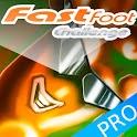 FastFoot: GPS Jump'n'Run PRO logo