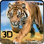 Wild Jungle Tiger Attack Sim 1.0.3 Apk