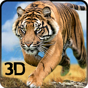 Wild Jungle Tiger Attack Sim for PC and MAC