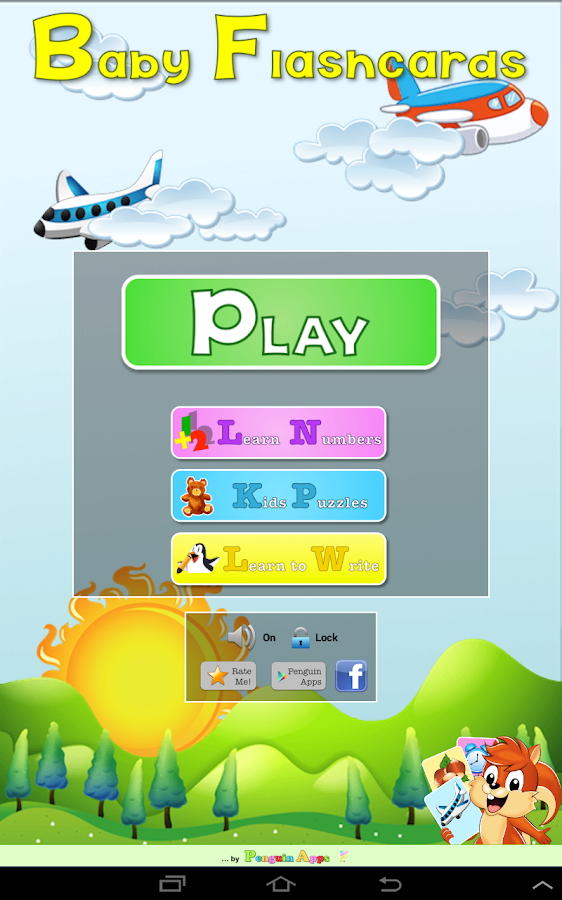 Baby FlashCards for Kids- screenshot