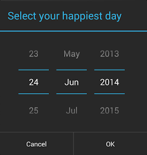 Happiest Day - náhled
