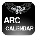 Arc Calendar Live Wallpaper logo