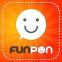 즐거운 온라인 쿠폰북 (FUNPON) 펀펀 icon