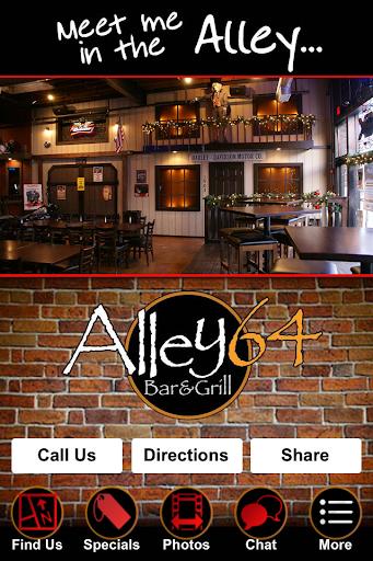 Alley 64 Bar Grill