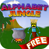 Alphabet Jungle FREE!